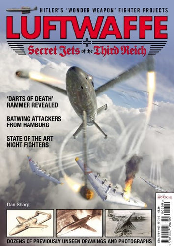 Secret Jets of the Third Reich