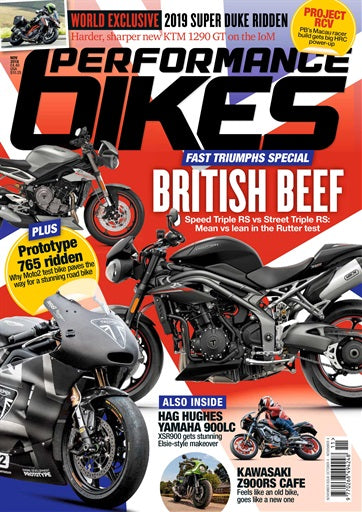 PB201811 Performance Bikes November 2018 - Latest Issue