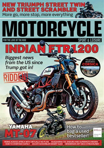 MSL201902 Motorcycle Sport & Leisure February 2019