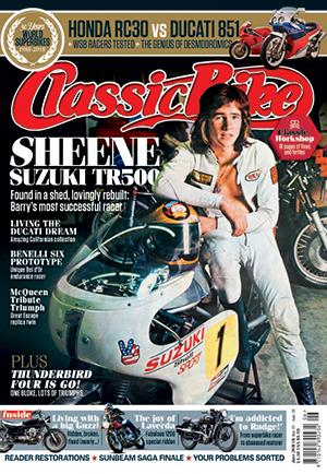 CB201806 Classic Bike June 2018 - Latest Issue