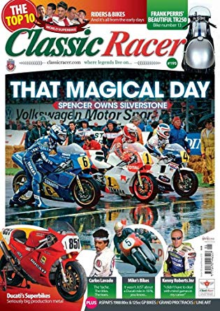 CR201902 Classic Racer Jan/Feb 2019 #195 - Latest Issue