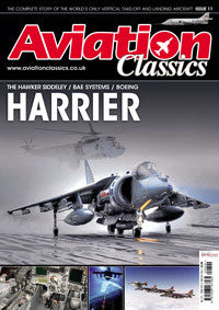Aviation Classics - 11 - Harrier