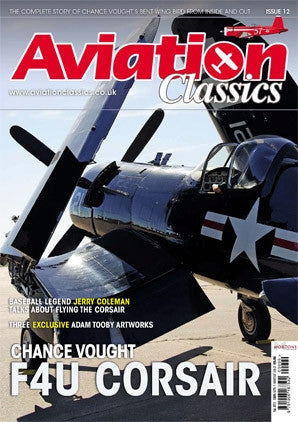 Aviation Classics - 12 - Chance Vought F4U Corsair