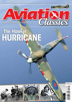 Aviation Classics - 15 - Hawker Hurricane