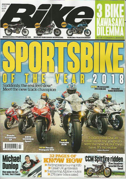 BK201807 Bike July 2018 - Latest Issue