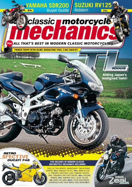 CM202004 Classic Mechanics April 2020 - latest issue