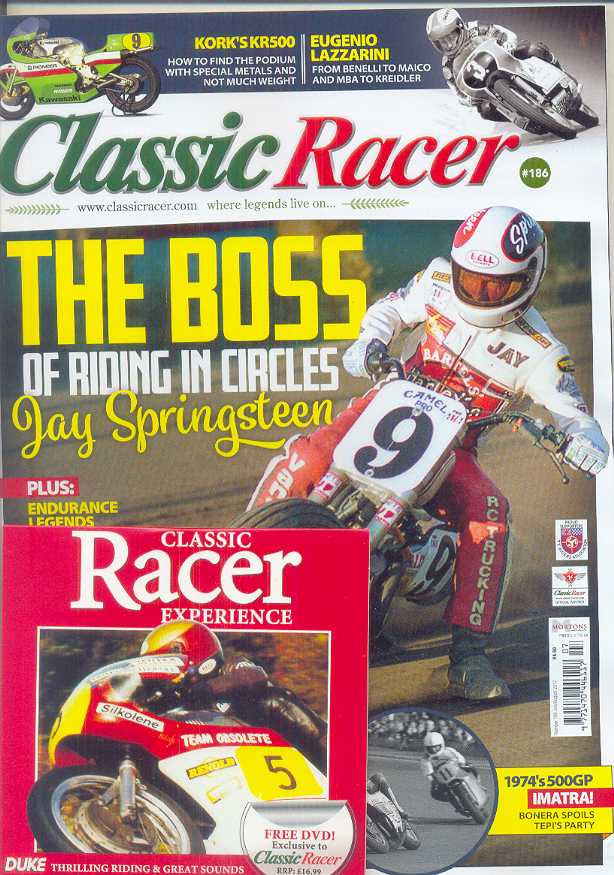 CR201708 Classic Racer July/August 2017