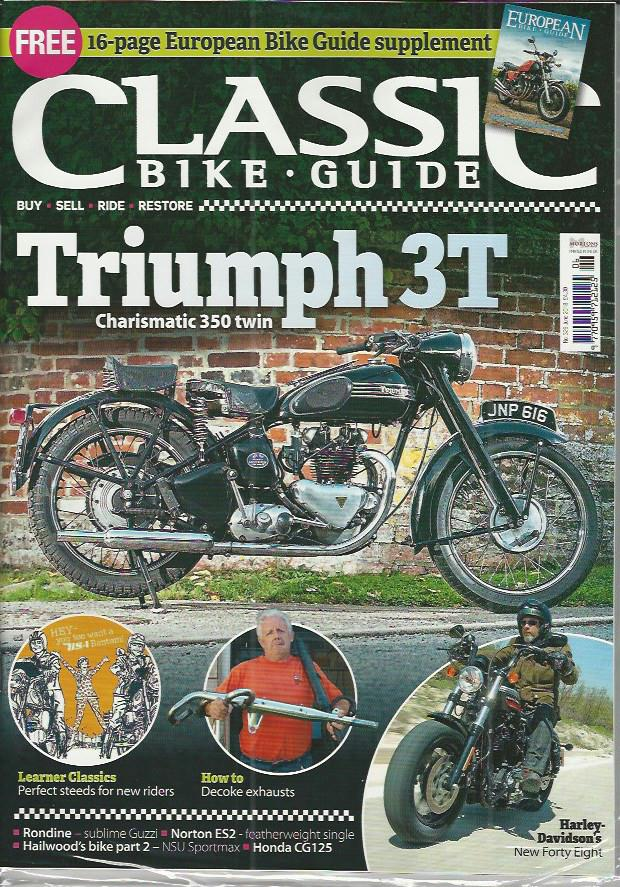 CBG201806 Classic Bike Guide June 2018