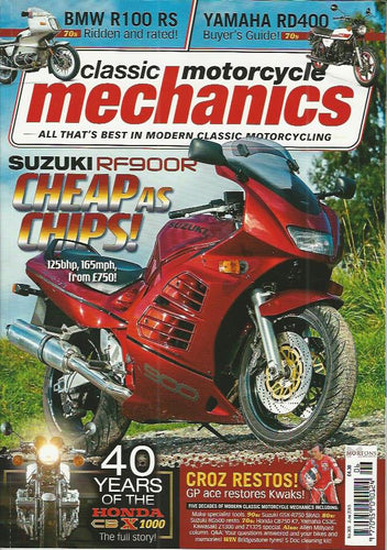 CM201806 Classic Mechanics June 2018 - Latest Issue