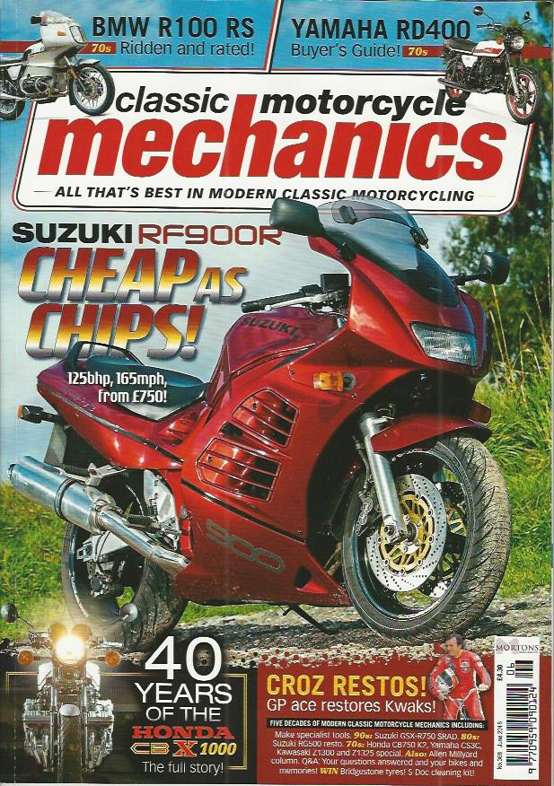 CM201806 Classic Mechanics June 2018