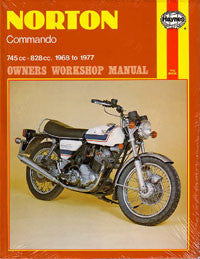 Norton Commando (Haynes)