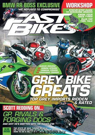FB201902 Fast Bikes February 2019 - Latest Issue