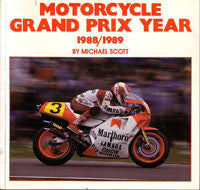 Motorcycle Grand Prix Year 1988/1989