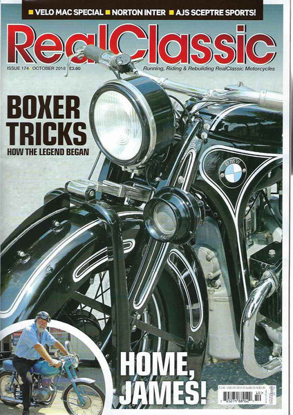 RC201810 RealClassic October 2018 - Latest Issue
