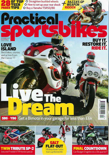 PS201811 Practical Sportsbikes November 2018 - latest issue