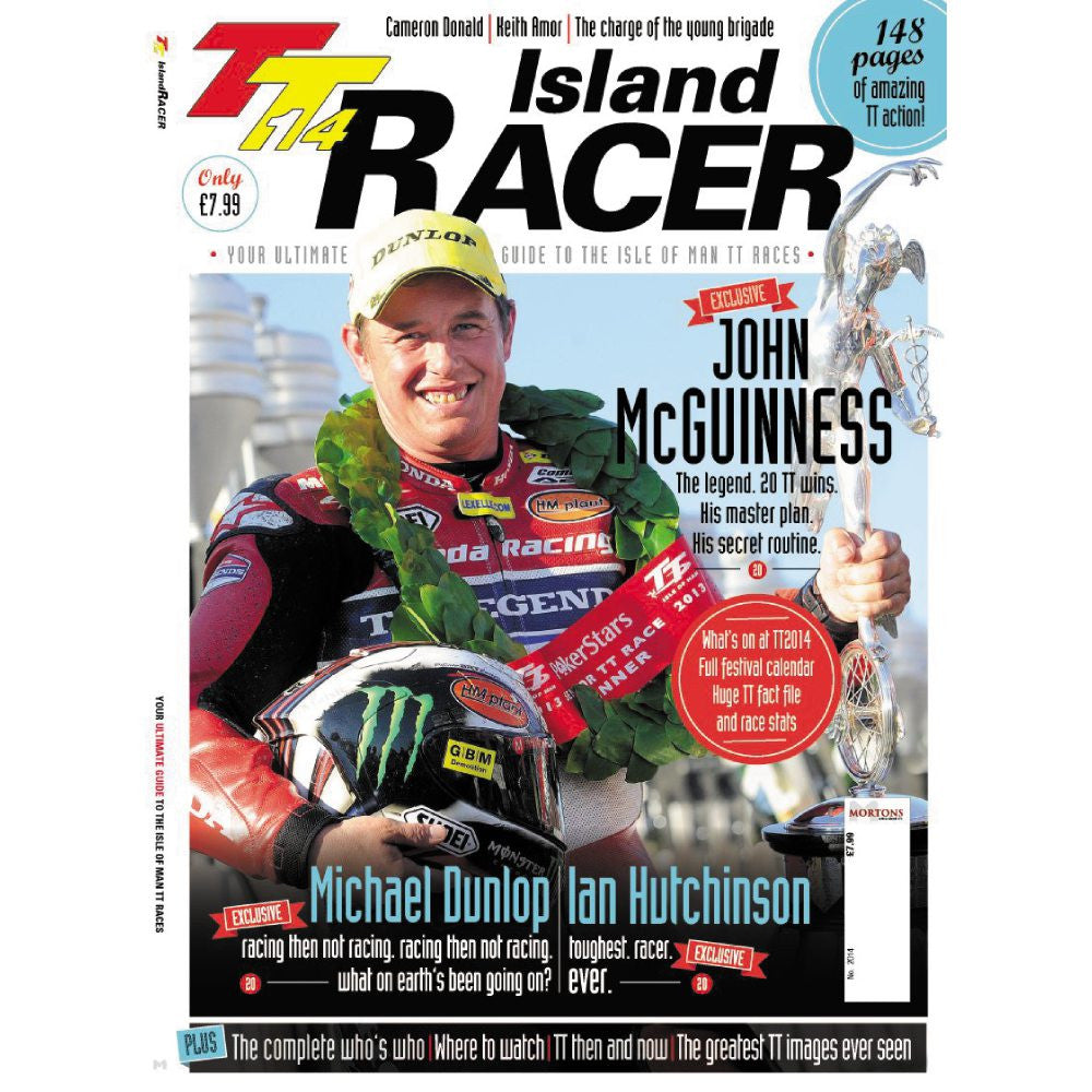 Island Racer 2014 - ultimate guide to Isle of Man TT races