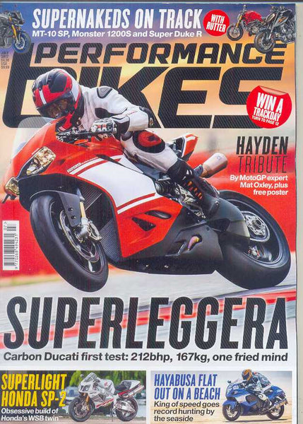 PB201707 Performance Bikes July 2017