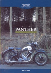 The Panther Story by Barry Jones