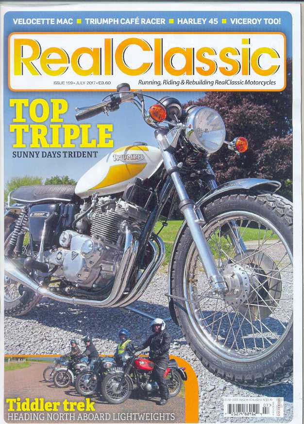 RC201707 RealClassic July 2017 - Latest issue