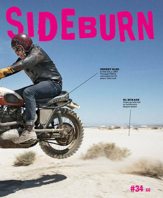 Sideburn #34 - Latest Issue