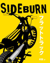 Sideburn #36 - latest issue