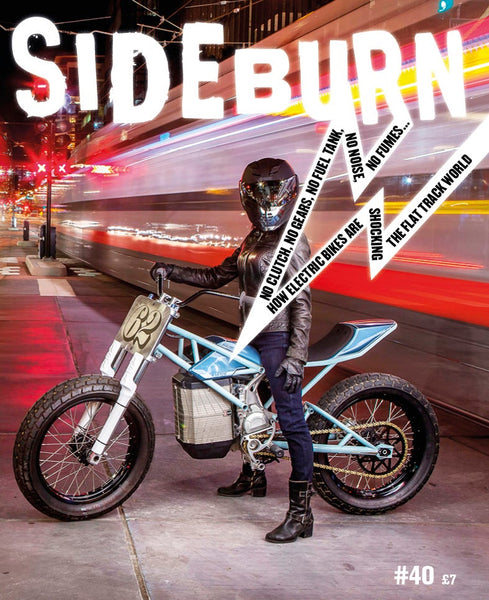 Sideburn 40 - latest issue
