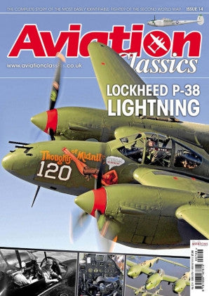 Aviation Classics - 14 - P38 Lightning