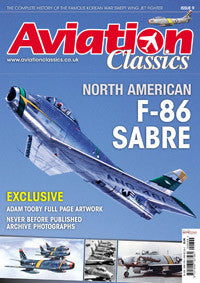 Aviation Classics - 09 - North American F-86 Sabre