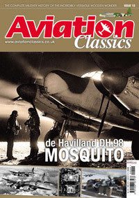 Aviation Classics - 10 - de Havilland DH.98 Mosquito