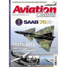Aviation Classics - 16 - Saab