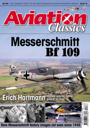 Aviation Classics - 18 - Messerschmitt Bf 109