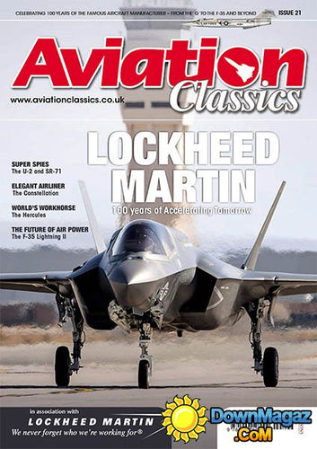 Aviation Classics - 21 - Lockheed Martin