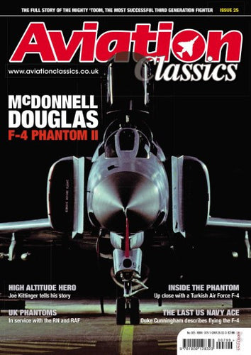 Aviation Classics - 25  McDonnell Douglas F-4 Phantom II