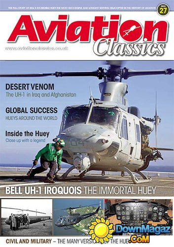Aviation Classics - 27 - Bell UH-1 IROQUOIS