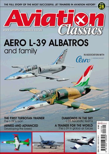 Aviation Classics - 28 - Aero L-39 Albatross