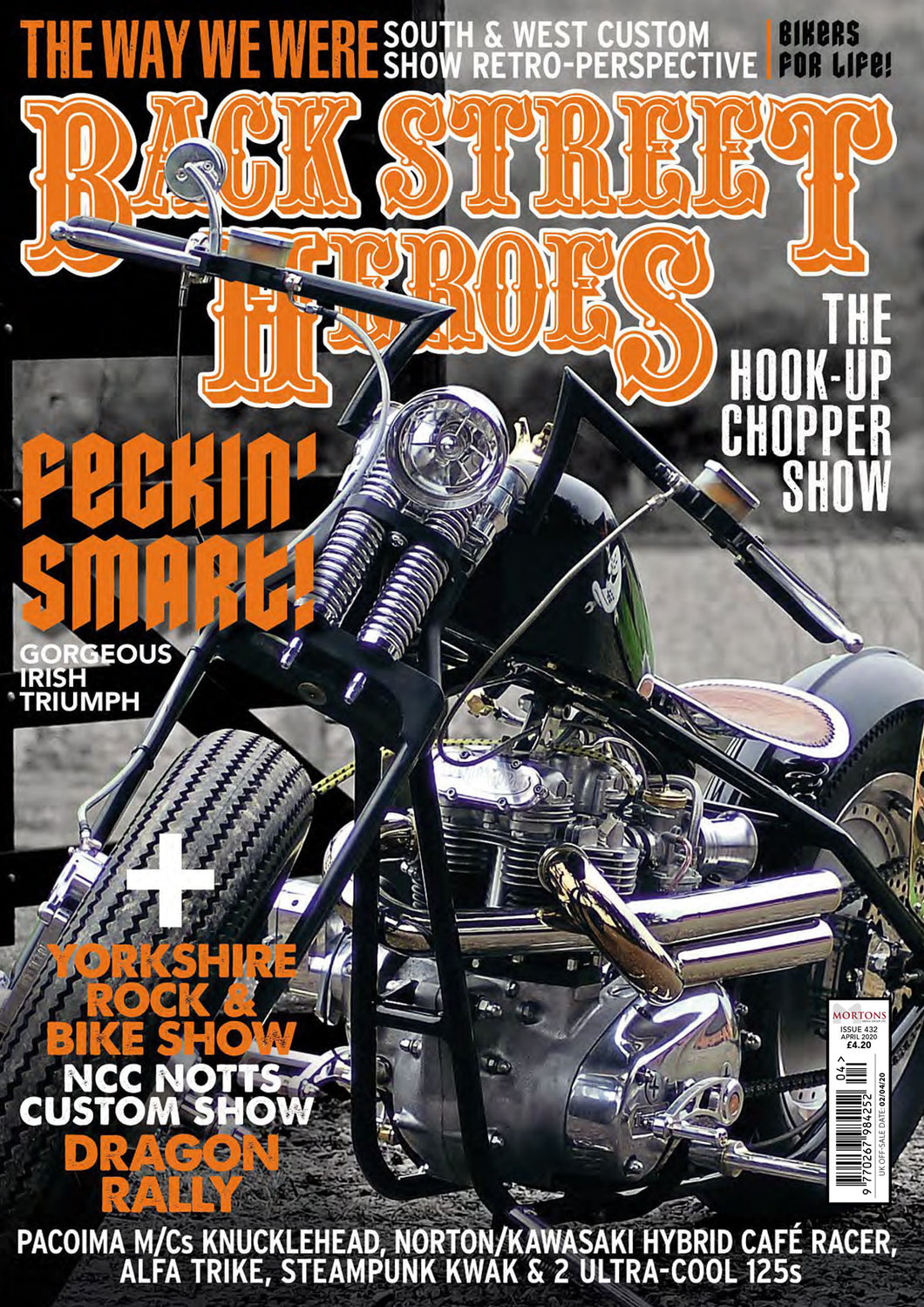 BSH202004 Back Street Heroes April 2020 - latest issue