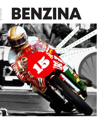 Benzina Magazine #15 - Latest Issue