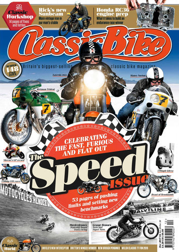 CB201712 Classic Bike December 2017 - Latest issue