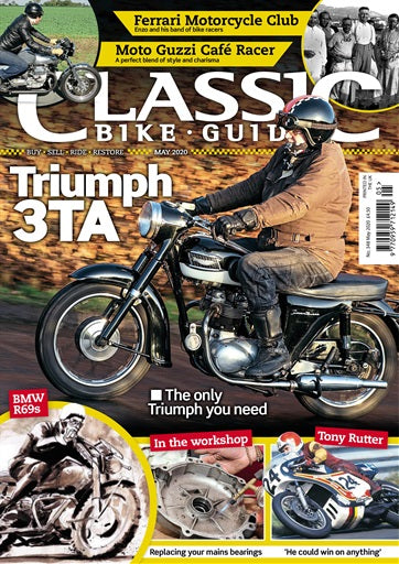 CBG202005 Classic Bike Guide May 2020 - latest issue