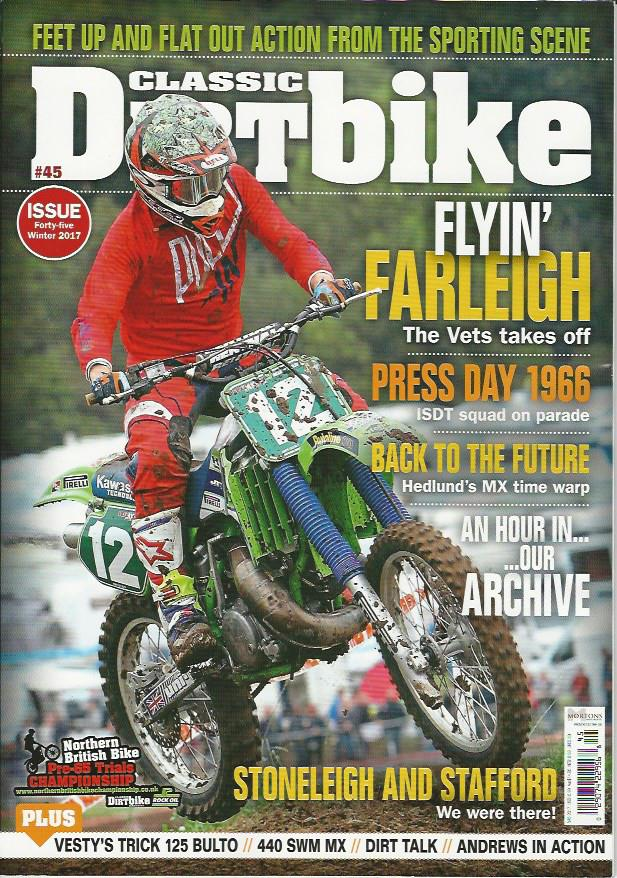 CDB201712 Classic Dirt Bike Magazine Winter 2017