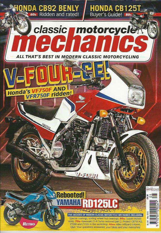 CM201805 Classic Mechanics May 2018