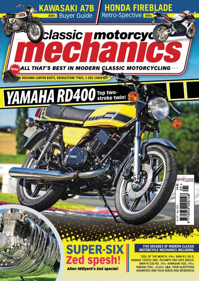 CM202005 Classic Mechanics May 2020 - latest issue