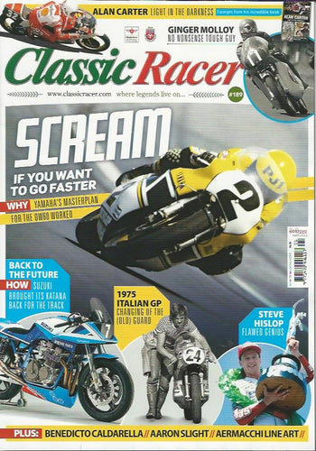 CR201802 Classic Racer January/February 2018 - Latest Issue