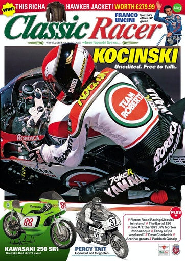 CR202004 Classic Racer Mar/April- Latest Issue