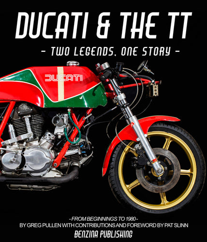 Ducati and the TT - Two Legends