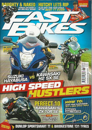 FB201806 Fast Bikes June 2018 - Latest Issue