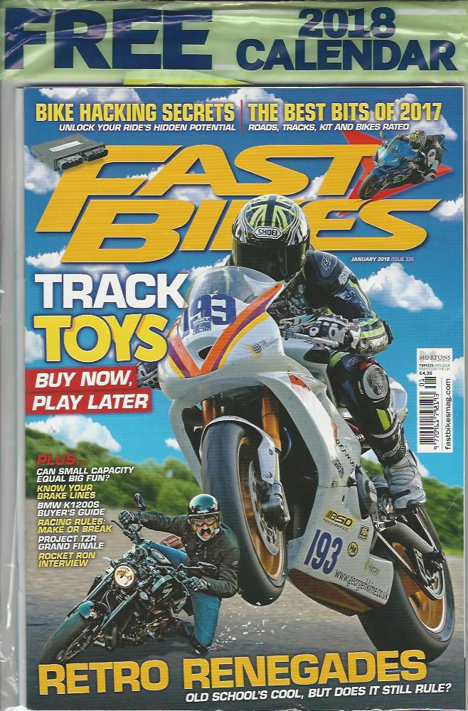 FB201801 Fast Bikes January 2018 - Latest issue
