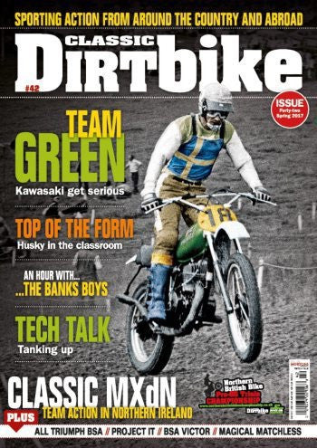 201703 Classic Dirt Bike Magazine Spring 2017 - Latest Issue