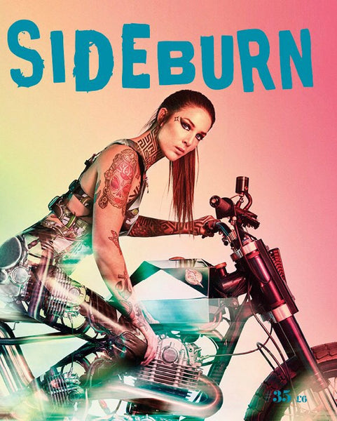 Sideburn #35 - Latest Issue