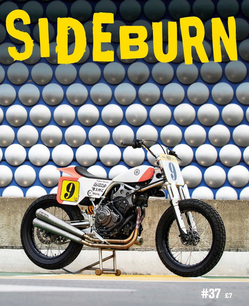 Sideburn #37 - latest issue